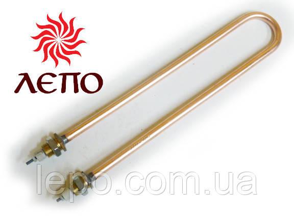 ТЭН для стерилизатора автоклава 2кВт 2000Вт ГК-100 медный