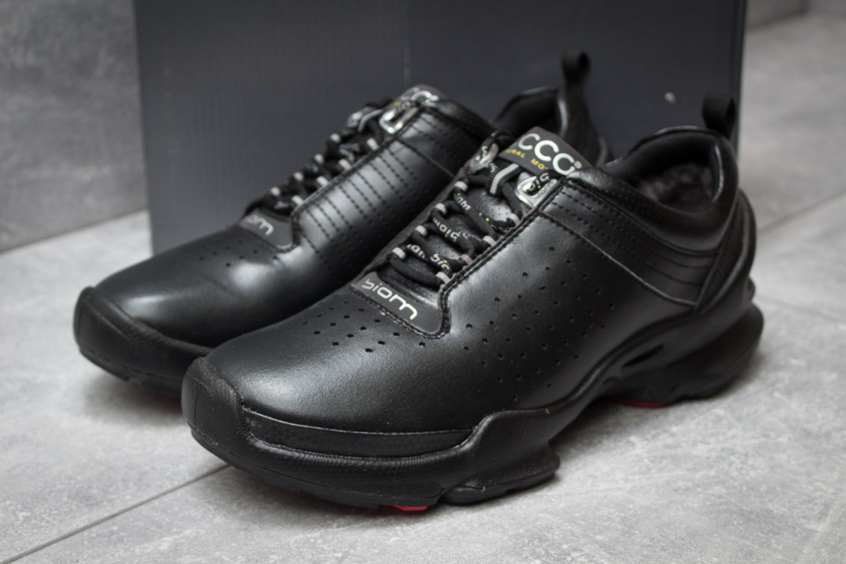 1916eaa9e834e3 Зимние кроссовки Ecco Biom, черные (30061) размеры в наличии ▻ [ 42 ...