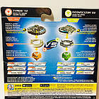Бейблейд Тайрос Т2 и Думсайзор D2 Beyblade Burst Evolution Tyros T2 and Doomscizor D2 без пускателя, фото 3