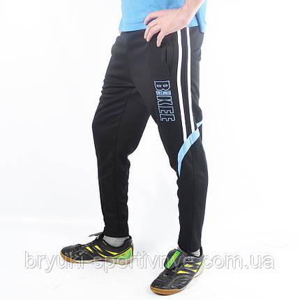 Штаны спортивные зауженные для подростков, фото 2