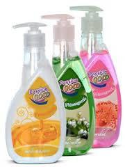 Жидкое и твердое мыло для рук