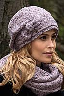 Набор  шапка и шарф  Willi МI DAREN SET, фото 1