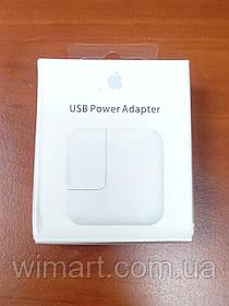 Зарядний пристрій Apple (MD836ZM/A) 12W USB Power Adapter для iPad
