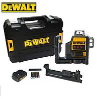 Нивелир лазерный Dewalt DCE089LR - 4 AA