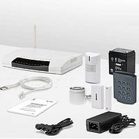 Комплект GSM сигнализация Ajax WGC-103 KIT + клавиатура, фото 1