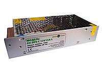 Блок питания GV-SPS-C 12V15A-L, 12В, 15А