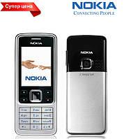 NOKIA 6300 Мобильный телефон (Silver and black), кнопочный телефон нокиа на 2 сим карты, железный телефон