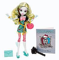 Кукла Monster High Лагуна Блю День Фотографии