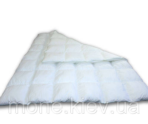 Одеяло пуховое  Популярное (20% пуха) полуторное, фото 2