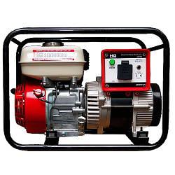 Бензиновый генератор Daishin SEA3000Ha