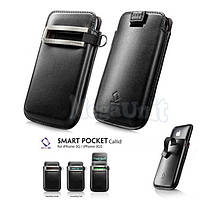 Capdase Smart Pocket Callid чехол для iPhone 3G/3Gs черн