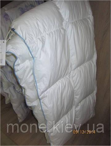 Одеяло гипоаллергенное  лебяжий пух Snow полуторное, фото 2