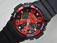 Часы Casio GA-200 Black-Red