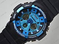 Часы Casio GA-200 Black-blue