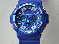 Часы Casio GA-200 Blue