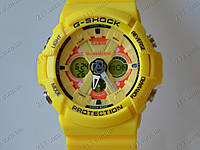 Часы Casio GA-200 Yellow