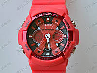 Часы Casio GA-200 Red