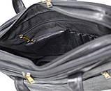 Чоловіча сумка на три відділення з шкіри наппа TARWA VA-7146-3md, фото 5