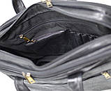 Мужская сумка на три отделения из кожи наппа TARWA VA-7146-3md, фото 5