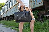 Шкіряна сумка-портфель TARWA,TA-4964-4lx, фото 9