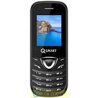 Телефон Gsm Q-smart Mb172 черный