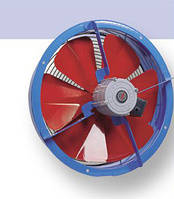 Однофазные осевые промышленные вентиляторы Bahcivan BSM 300