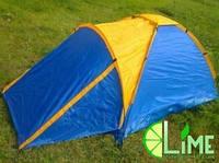 Трехместная палатка, SuperTramp