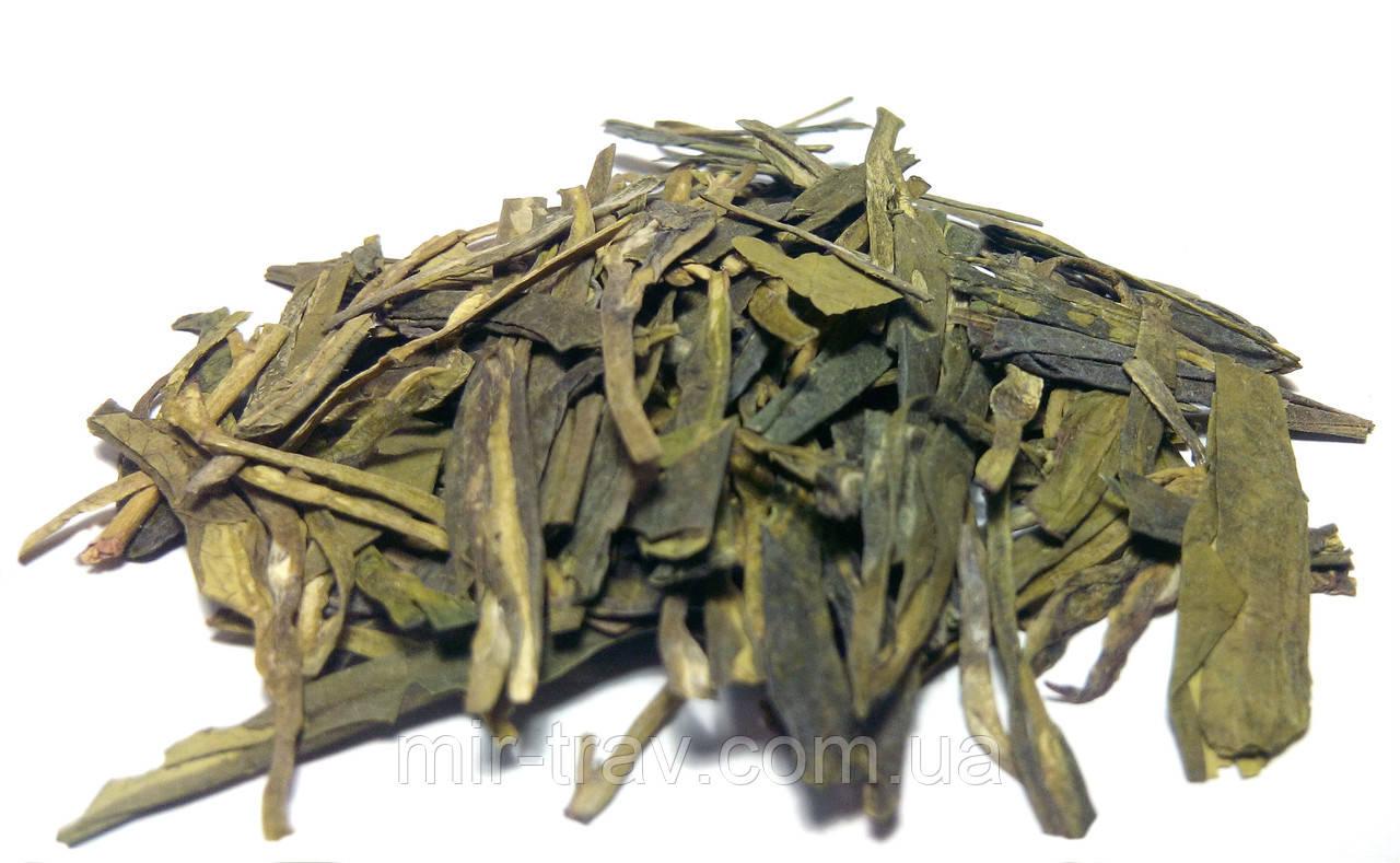 Лунцзин 100 г зеленый чай (колодец дракона)