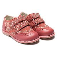 Осенние туфли Шалунишка для девочки, размер 24-28
