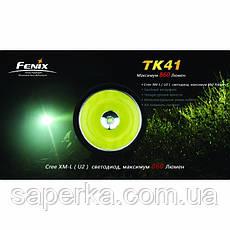 КупФонарь Fenix TK41 Cree XM-L (U2), фото 3