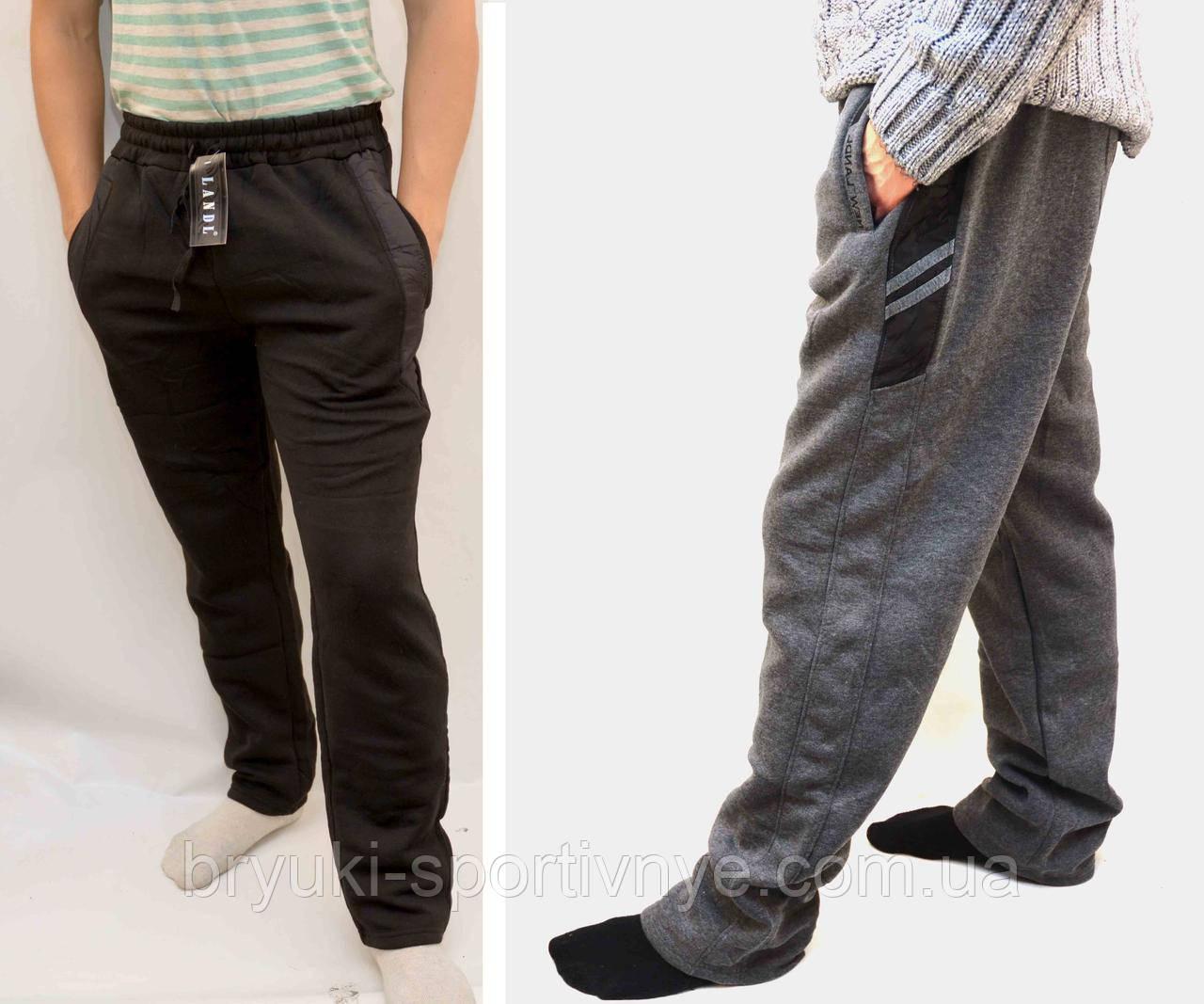 Штани спортивні чоловічі зимові - 3 кишені