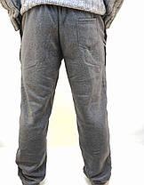 Штани спортивні чоловічі зимові - 3 кишені, фото 2