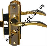 Ручка-защелка на Планке HI-LUKE BK28-H33 SN/GP
