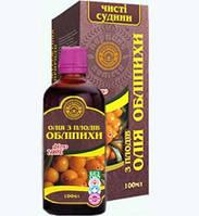 Живое облепиховое масло оригинал 100 мл