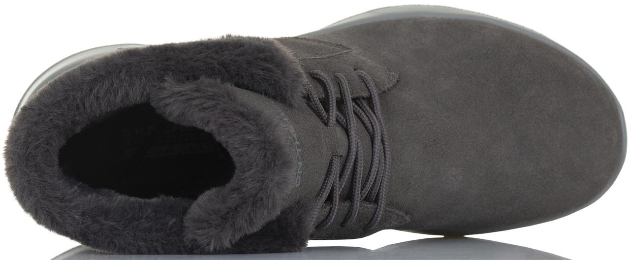 Ботинки утепленные женские Skechers On-The-Go Joy  продажа, цена в ... 0c18cc904fd