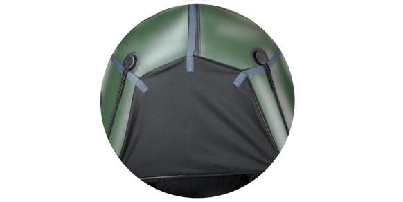 Носовая лодочная сумка- рундук BARK(носовая сумка для пвх лодок, лодочные сумки)