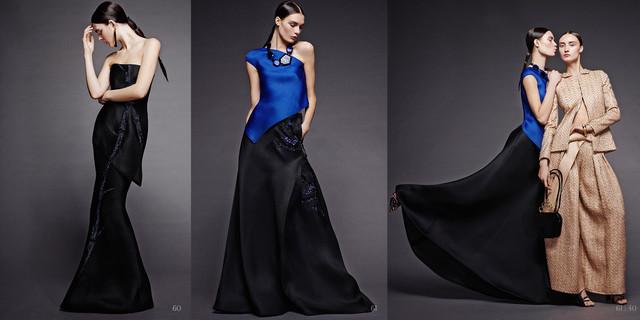 Armani Haute Couture Spring/Summer 2015