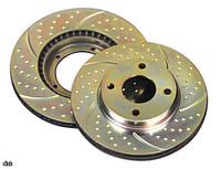 Спортивные диски  TGD — Turbo Groove brake Discs