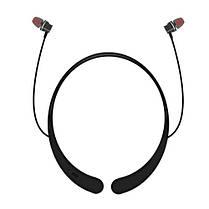 HiFi Wireless Bluetooth Neckband CVC6.0 Шумоподавление Стерео Спорт Наушник Наушники с микрофоном - 1TopShop, фото 2