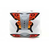 Форма для нарощування нігтів Mileo (метелик)