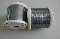 Лента нихромовая 0,2 х 4 мм 1 метр