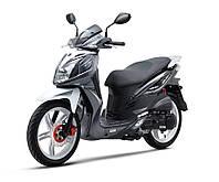 Недорогой скутер для города Sym Symphony SR 150 (Тайвань) Сим симфония 125