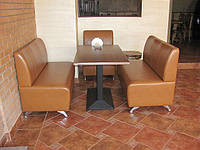 Изготовление диванов для кафе, баров, ночных клубов, кофеен, фото 1