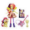 "My Little Pony Equestria Girls Fluttershy з поні Rainbow Rocks Neon (Кукла ""Rainbow Rocks"" Девушки Эквестри), фото 4"