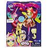 "My Little Pony Equestria Girls Fluttershy з поні Rainbow Rocks Neon (Кукла ""Rainbow Rocks"" Девушки Эквестри), фото 3"