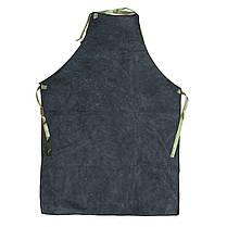 Сварочные фартуки Защитная одежда Теплозащитная рабочая одежда Кожа 100X70CM 1TopShop, фото 2