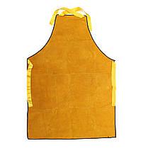 Сварочные фартуки Защитная одежда Теплозащитная рабочая одежда Кожа 100X70CM 1TopShop, фото 3