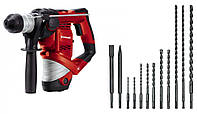 Перфоратор Einhell TC-RH 900 Kit, фото 1