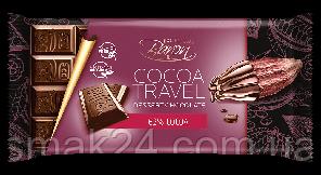 Шоколад черный COCOA TREVEL 62% Baron  Польша, 90г