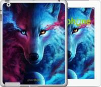 "Чехол на iPad 2/3/4 Арт-волк ""3999c-25-16700"""